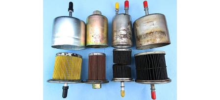 Какие проблемы может вызвать загрязненный топливный фильтр?