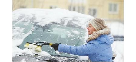 Зимний омыватель стекла – когда заливать и какой выбрать?
