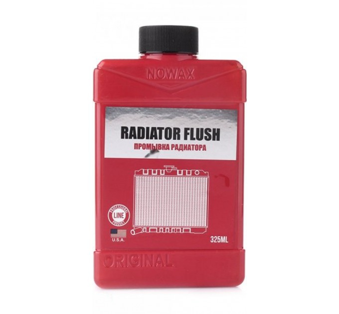 Nowax Radiator Flush NX32540 (325 мл) промывка радиатора , цена: 88 грн.