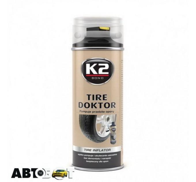 K2 Tire Doktor B310 (400 мл) Герметик для ремонта колес