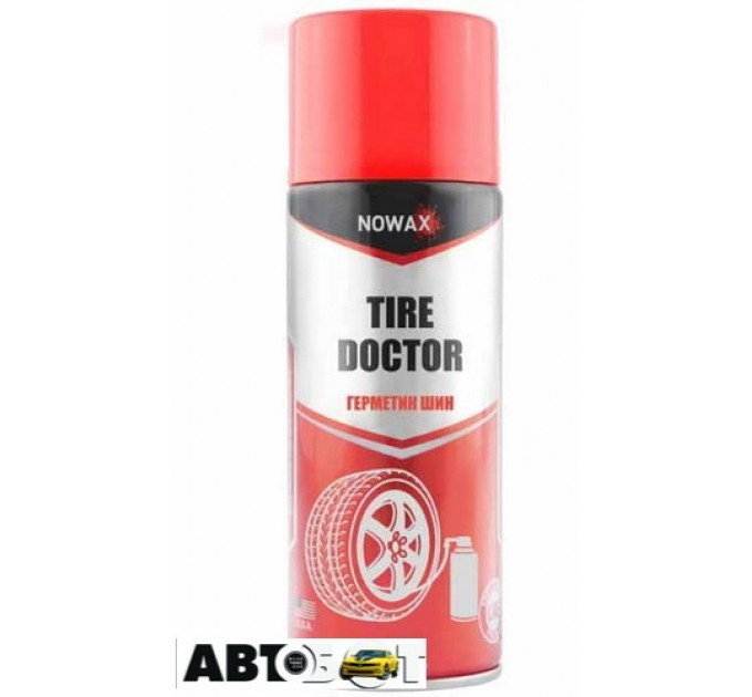 Nowax Tire Doctor NX45017 (450 мл) Герметик для ремонта колес
