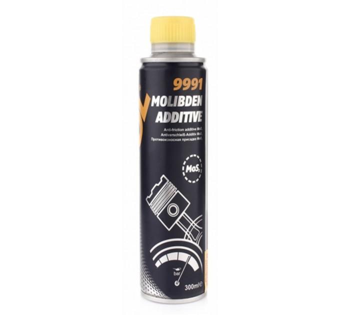 Mannol Molibden Additive 9991 (300 мл) присадка в моторне масло, цена: 142 грн.