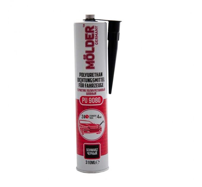 Molder чёрный PU9080 (310 мл) герметик полиуритановый шовный, цена: 116 грн.