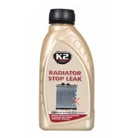 К2 Radiator Stop Leak T231 (400 мл) жидкий герметик для радиатора