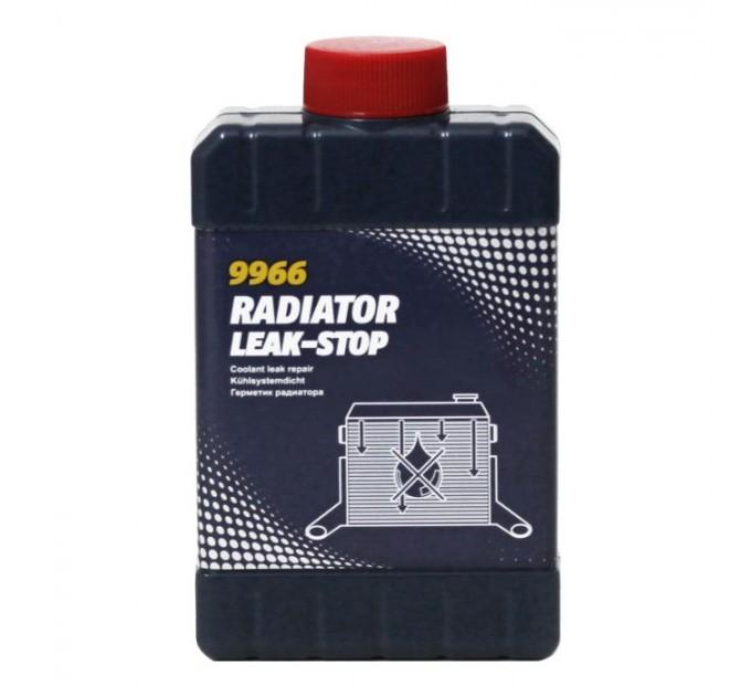 Mannol Radiator Leak-Stop 9966 (325 мл) герметик радиатора системы охлаждения, цена: 91 грн.