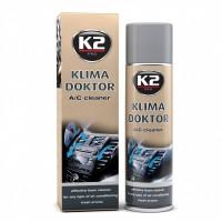 K2 Klima Doctor W100 (500 мл) очиститель автокондиционеров