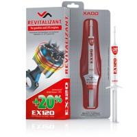 XADO Revitalizant EX120 XA 10035 для бензиновых двигателей, усиленный