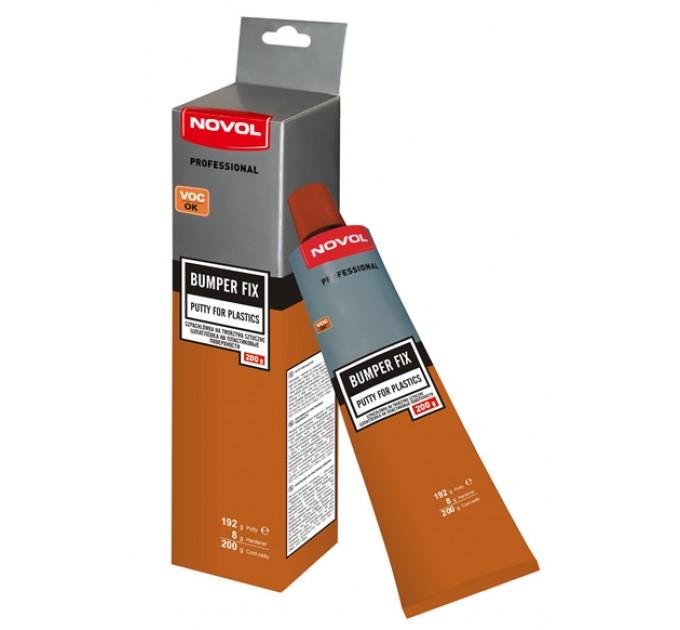 Novol Bumper FIX шпатлевка для пластмасс в ассортименте