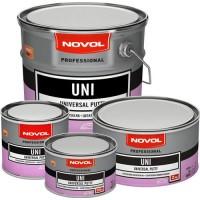 Novol UNI шпатлевка универсальная в ассортименте