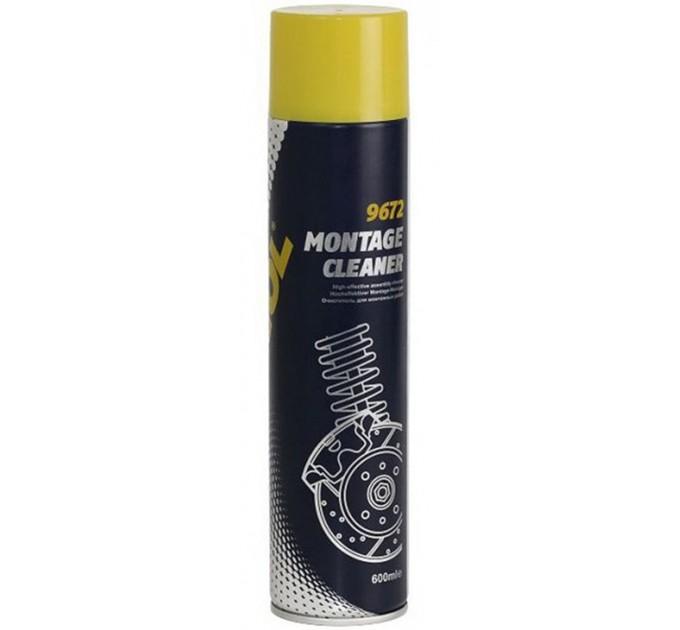 Mannol Montage Cleaner 9672 (600 мл) комплексный очиститель , цена: 102 грн.
