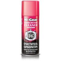 Hi-Gear Carbгuretor Cleaner HG3116 синтетический очиститель карбюратора