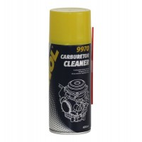 Mannol Carburetor Cleaner 9970 (400 мл) очиститель карбюратора