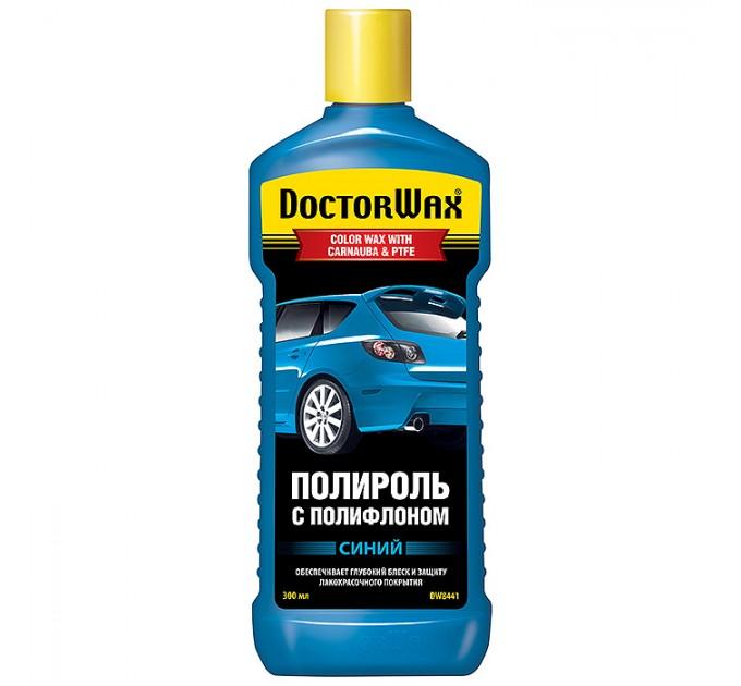 Doctor Wax полироль с полифлоном, 300 мл, цена: 220 грн.