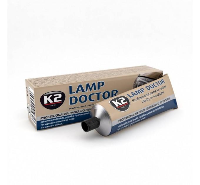 К2 Lamp Doctor L3050 полировочная паста для фар, цена: 94 грн.