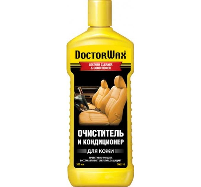 Doctor Wax (DW5210) очиститель-кондиционер для кожи, цена: 240 грн.