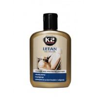 K2 Letan K202 (200 мл) очиститель и кондиционер для кожи