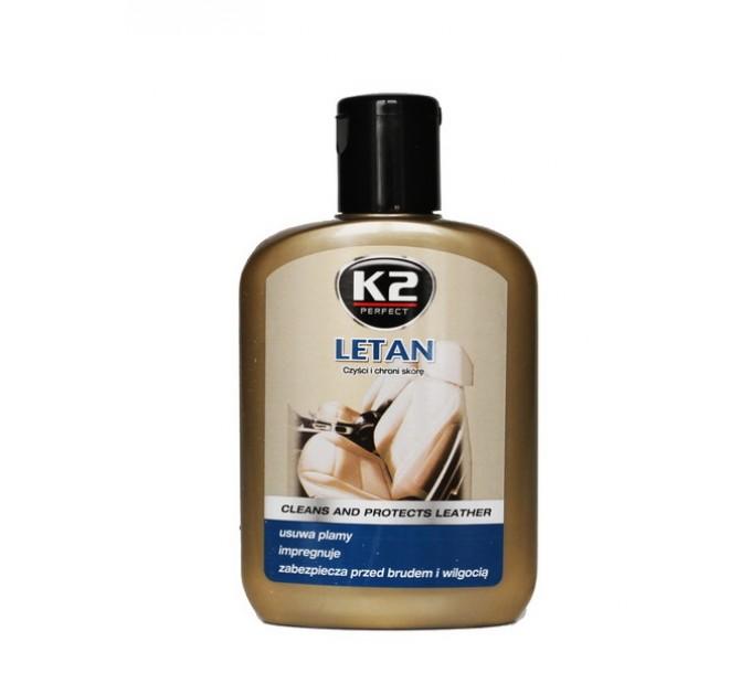 K2 Letan K202 (200 мл) очиститель и кондиционер для кожи, цена: 103 грн.