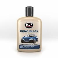 K2 Bono Black K030 очиститель шин и черных бамперов 200 мл