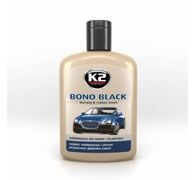 K2 Bono Black K030 очиститель шин и черных бамперов, цена: 54 грн.