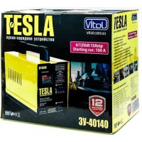 Vitol Tesla ЗУ-40140 6/12В 15А пуско-зарядное устройство
