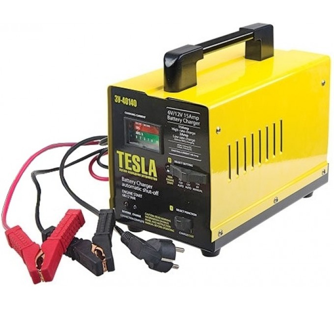 Vitol Tesla ЗУ-40140 6/12В 15А пуско зарядное устройство