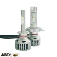 LED лампа Michi Can 9005/9006 5500K 12-24V (2 шт.)