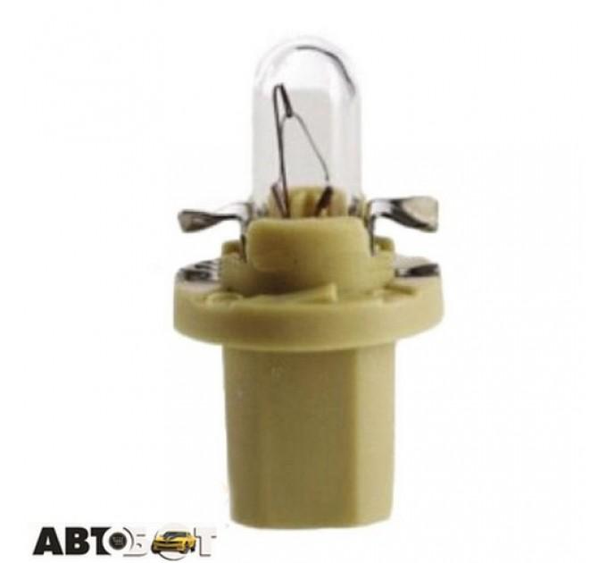 Лампа накаливания Narva B8.5D 12V 1.5W beige 17049 (1 шт.), цена: 18 грн.