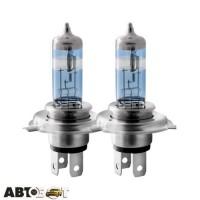 Галогенная лампа BREVIA Max Power +100% H4 12040MPS (2 шт.)