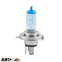 Галогенная лампа BREVIA Power White +60% H4 12V 60/55W 4300K 12040PWC (1 шт.)