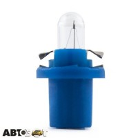 Лампа накаливания BREVIA Light Blue BAX BX8.5d 12V 1.2W CP 12323C (1 шт.)