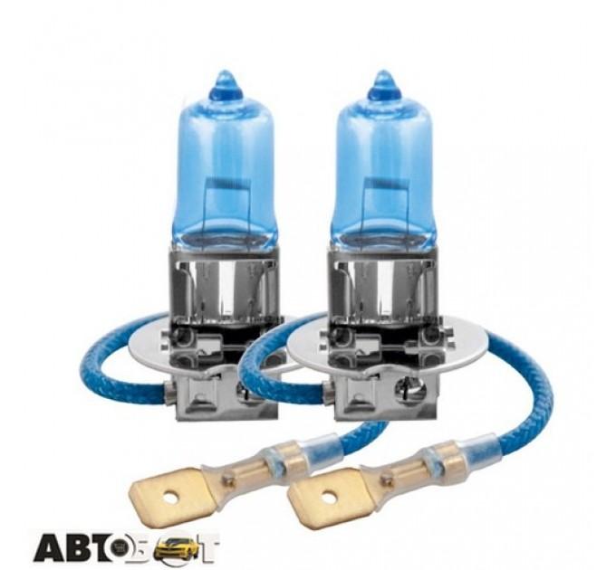 Галогенная лампа BREVIA Power Blue H3 4200K 12030PBS (2 шт.), цена: 250 грн.