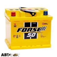 Автомобильный аккумулятор FORSE (Ista) 6СТ-50 Аз