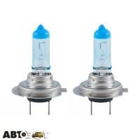 Галогенная лампа BREVIA Power White +60% H7 12V 55W PX26d 4300K 12070PWS (2 шт.)