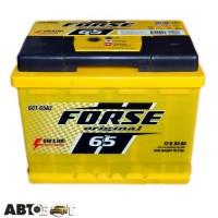 Автомобильный аккумулятор FORSE (Ista) 6СТ-65 Аз