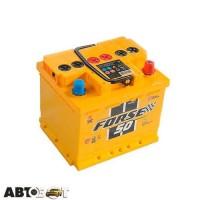 Автомобильный аккумулятор FORSE (Ista) 6СТ-50 АзЕ