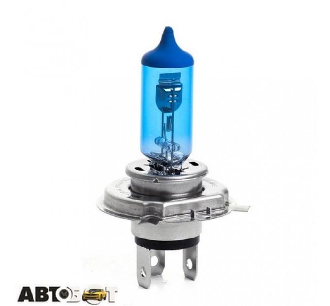 Галогенная лампа BREVIA Power Blue H4 12040PBS (2 шт.)