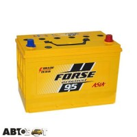 Автомобильный аккумулятор FORSE (Ista) 6СТ-95 АзЕ JP