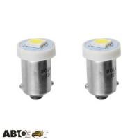 LED лампа SOLAR T8.5 BA9S 12V 1SMD white LS247_B2 (2 шт.)
