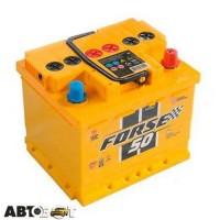 Автомобильный аккумулятор FORSE (Ista) 6СТ-50 АзE (А2)