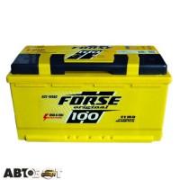Автомобильный аккумулятор FORSE (Ista) 6СТ-100 АзЕ