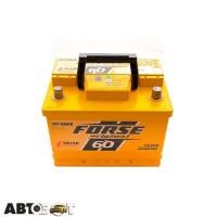 Автомобильный аккумулятор FORSE (Ista) 6СТ-60 АзЕ