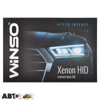 Комплект ксенона Winso H4 bi-xenon 4300K 35W KET 744430