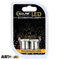 LED лампа SOLAR G18.5 BA15s 24V 22SMD 3020 white SL2581 (2 шт.)