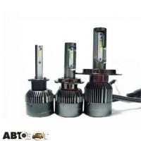 LED лампа Michi MI LED HB4 (9006) 5500K 12-24V (2 шт.)