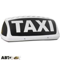 Шашка такси EX LED Европейка белая