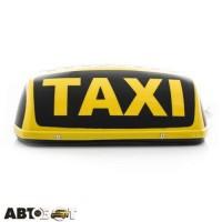 Шашка такси EX LED Европейка желтая