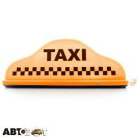 Шашка такси EX LED Наполеон оранжевая