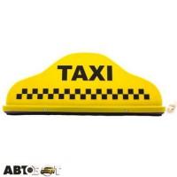 Шашка такси EX LED Наполеон желтая