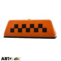 Шашка такси EX обычная оранжевая