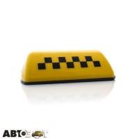 Шашка такси EX обычная желтая